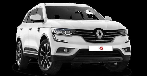 Конфигуратор рено колеос 2018 в новом кузове